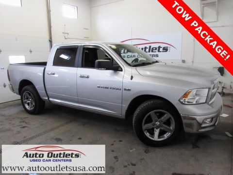 Pre-Owned 2012 Ram 1500 Big Horn 4WD