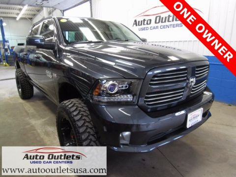 Pre-Owned 2015 Ram 1500 Sport 4WD