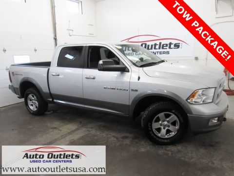 Pre-Owned 2011 Ram 1500 Outdoorsman 4WD
