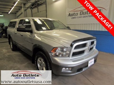 Pre-Owned 2011 Ram 1500 SLT 4WD