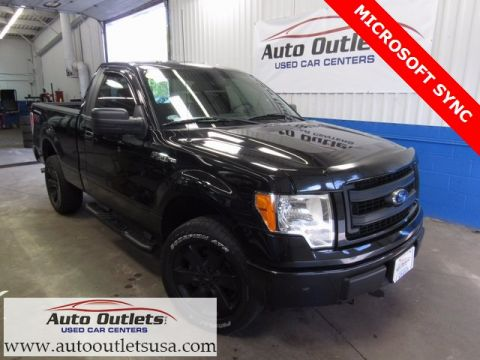 Pre-Owned 2013 Ford F-150 STX 4WD