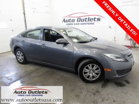 Pre-Owned 2011 Mazda6 i Sport FWD 4D Sedan