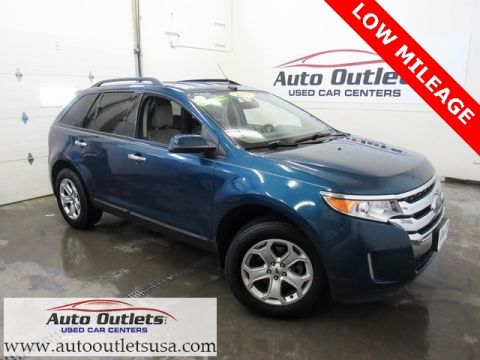 Pre-Owned 2011 Ford Edge SEL AWD