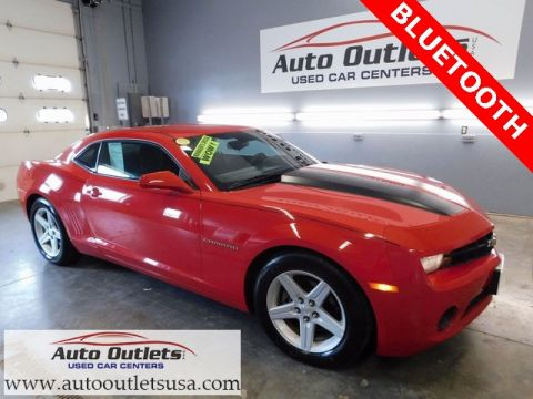 Pre-Owned 2011 Chevrolet Camaro 1LS RWD 2D Coupe