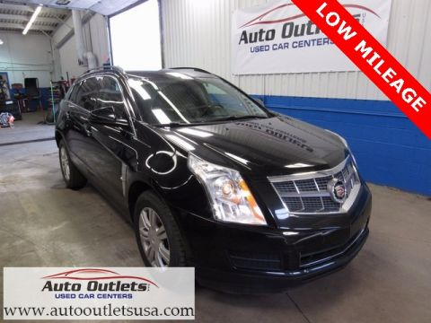Pre-Owned 2010 Cadillac SRX  AWD
