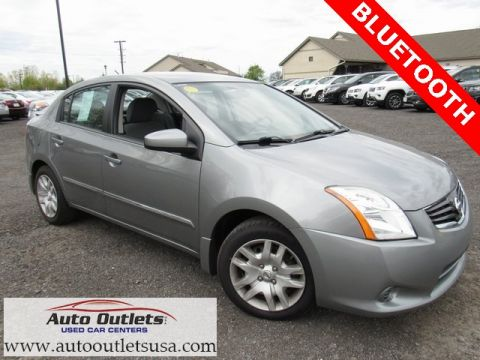Pre-Owned 2012 Nissan Sentra 2.0 FWD 4D Sedan