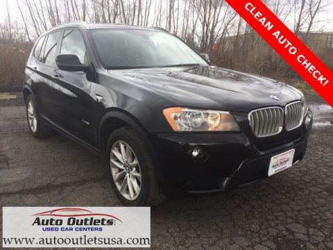 Pre-Owned 2014 BMW X3 xDrive28i AWD