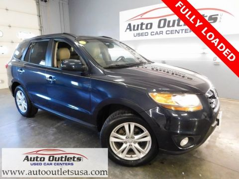 Pre-Owned 2011 Hyundai Santa Fe Limited AWD