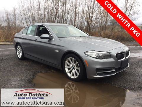 Pre-Owned 2014 BMW 5 Series 535i xDrive AWD