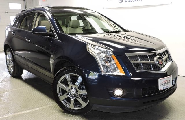 Pre Owned 2010 Cadillac Srx Performance Awd