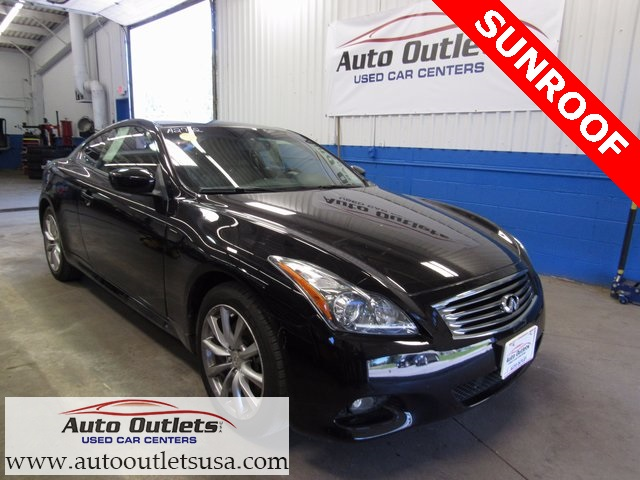 Pre-Owned 2012 INFINITI G37 X